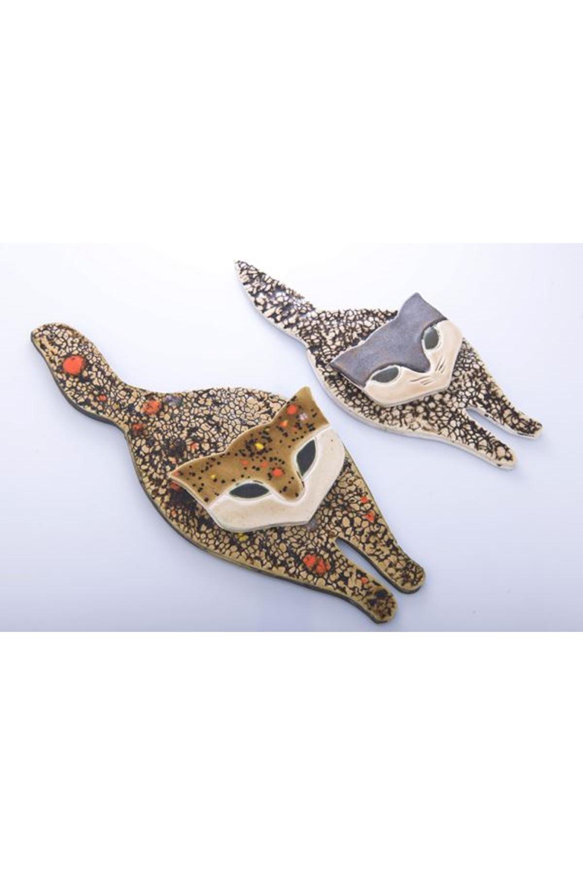 Büyük Kedi Duvar Aksuarı
